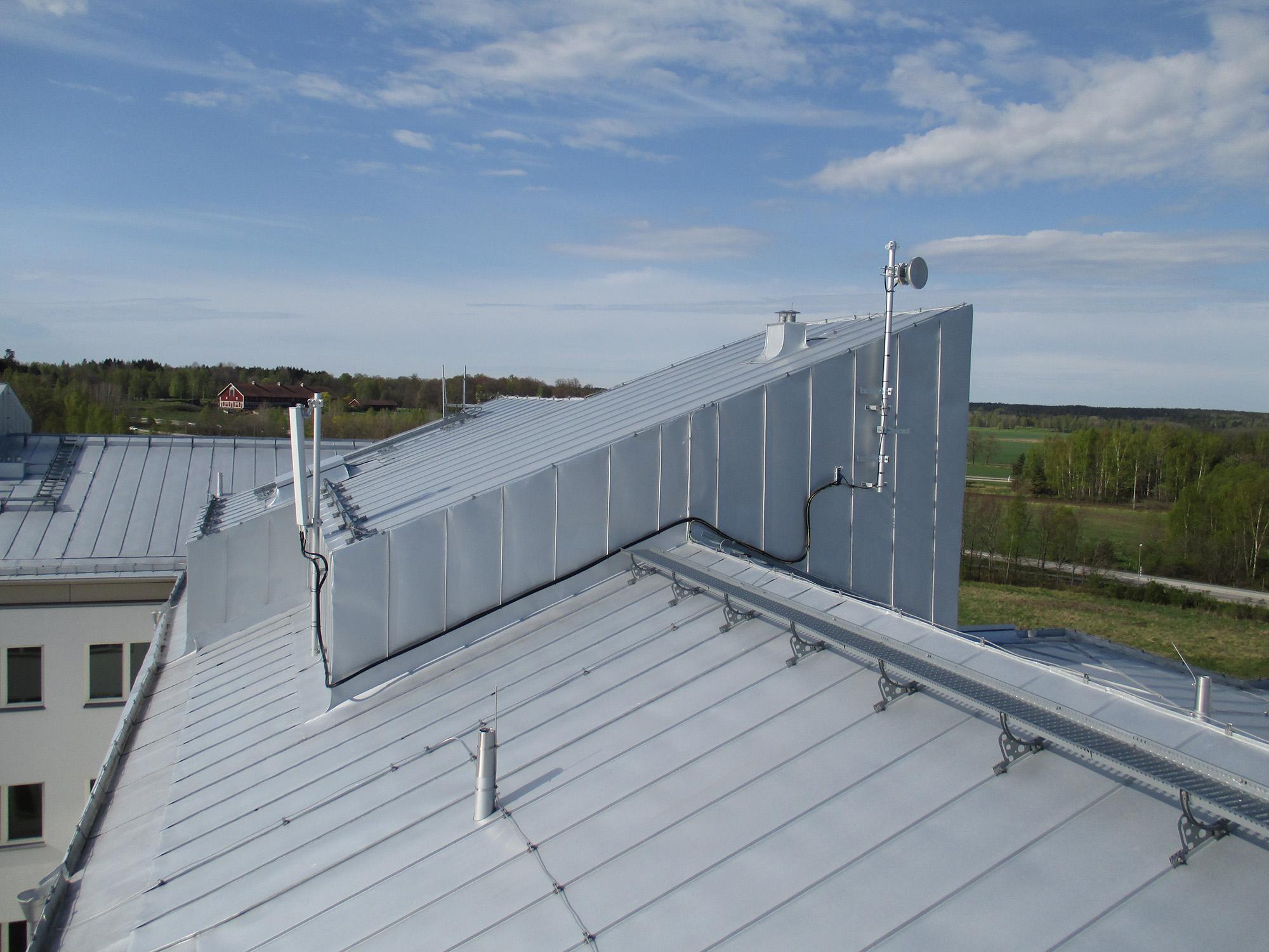 Antennmontage tak 3